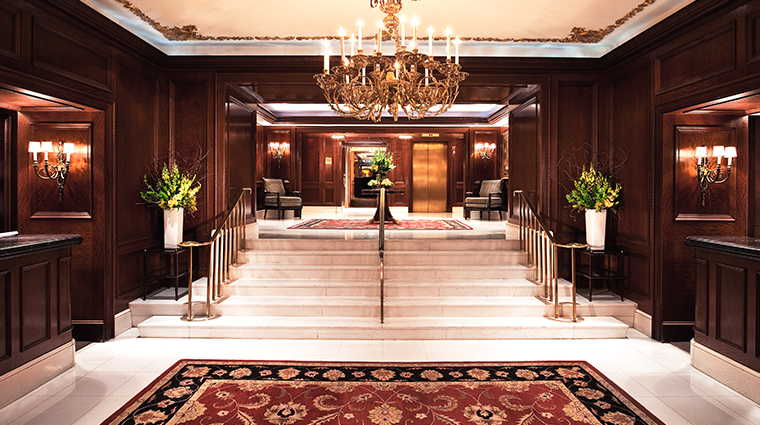the fairfax at embassy row lobby