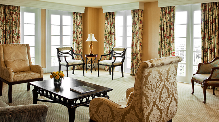 the fairfax at embassy row presidential suite