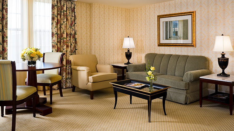 the fairfax at embassy row superior suite