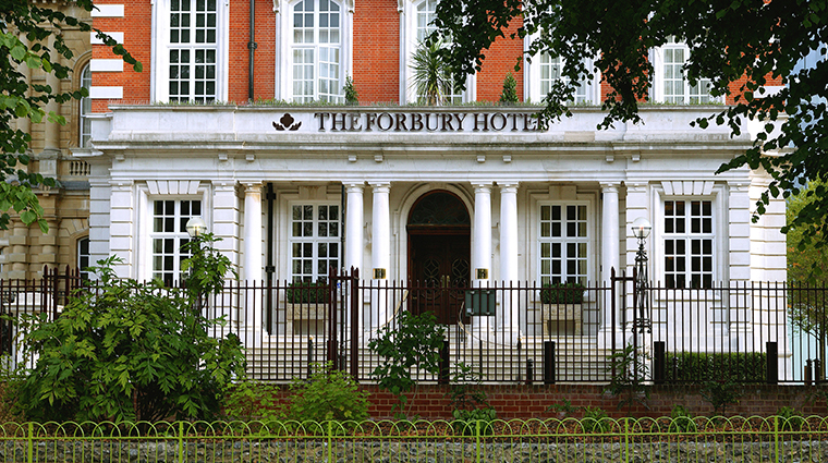 the forbury hotel exterior