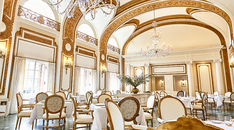 the french room dining