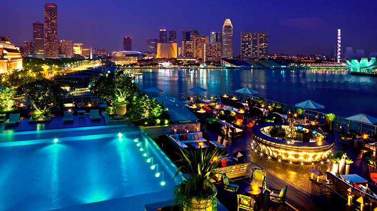 the fullerton bay hotel singapore Lantern restaurant