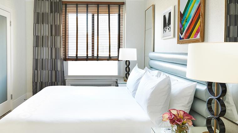 galleria park hotel gallery suite bedroom