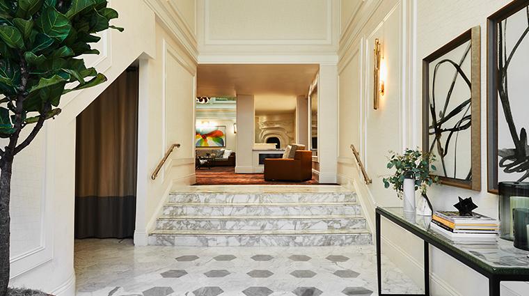 galleria park hotel lobby entry