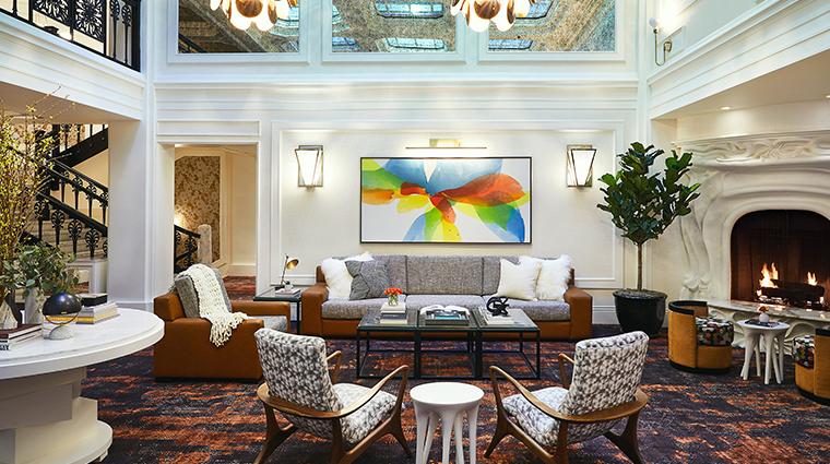 galleria park hotel lobby