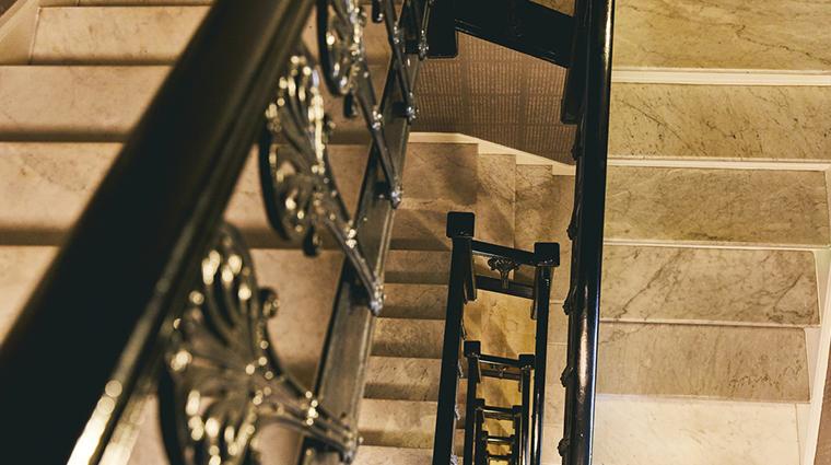 galleria park hotel stairwell