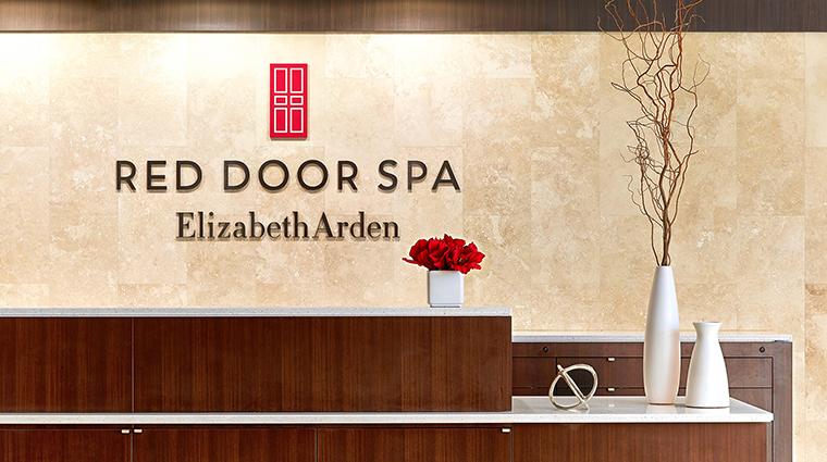 The Garden City Hotel spa