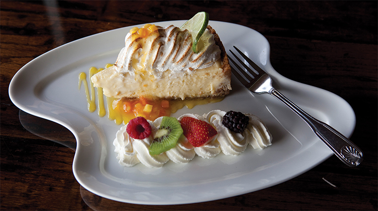 the gasparilla inn club dessert