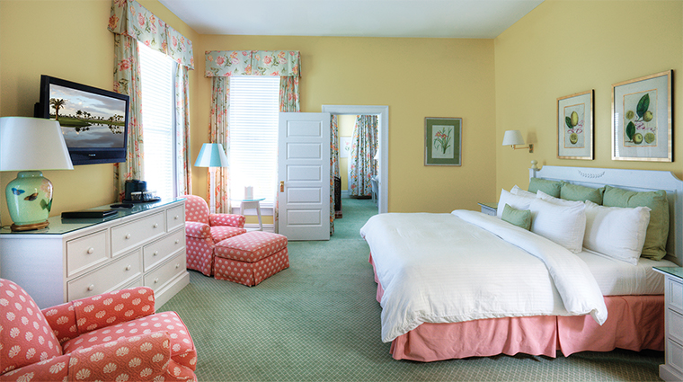 the gasparilla inn club guestroom