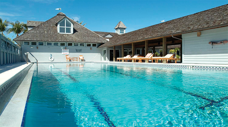 the gasparilla inn club lap pool