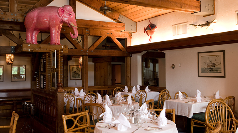 the gasparilla inn club the pink elephant
