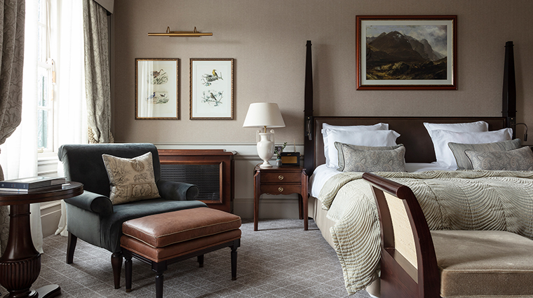 the gleneagles hotel estate suite