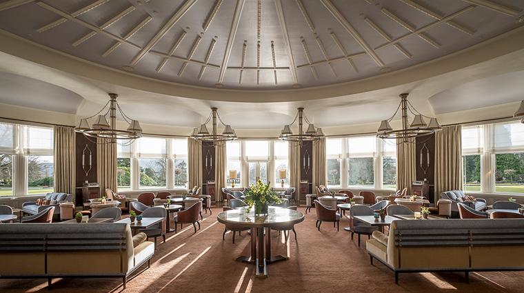 the gleneagles hotel glendevon