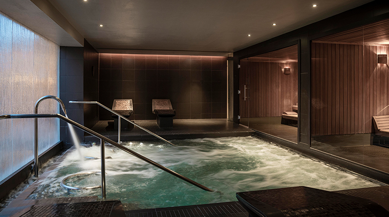 the gleneagles hotel spa vitality room