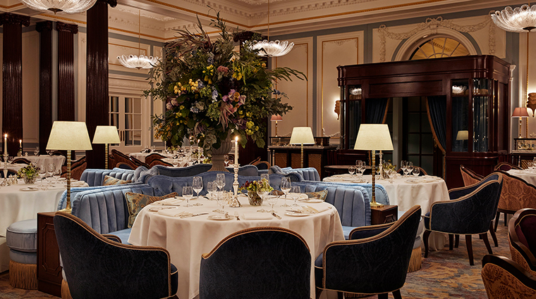 the gleneagles hotel strathearn restaurant