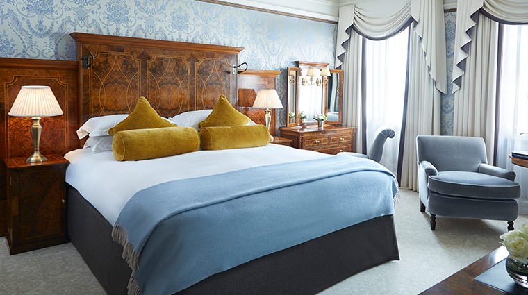 the goring deluxe king room