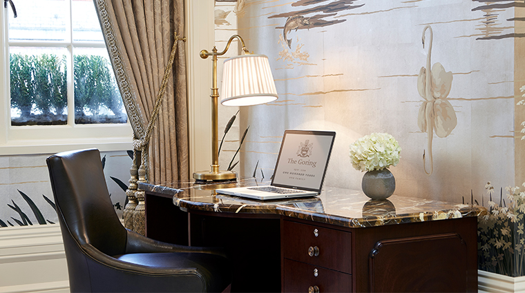 the goring front hall desk