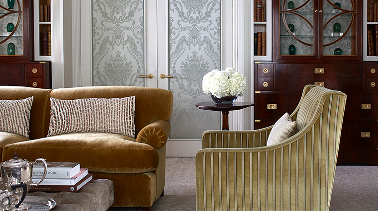 the goring ryoal suite sitting