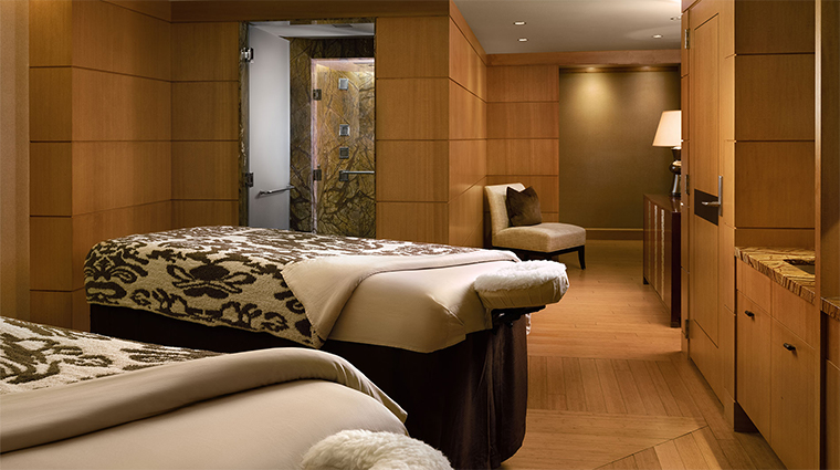 the grand spa at the grand america hotel couples treatment room