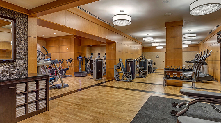 the grand spa at the grand america hotel fitness center