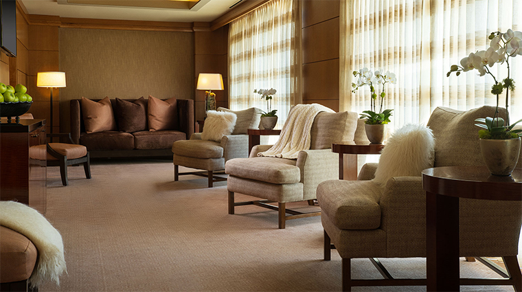 the grand spa at the grand america hotel mens lounge
