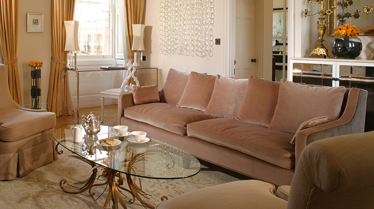 the grove presidential suite