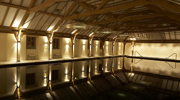 the grove sequoia pool