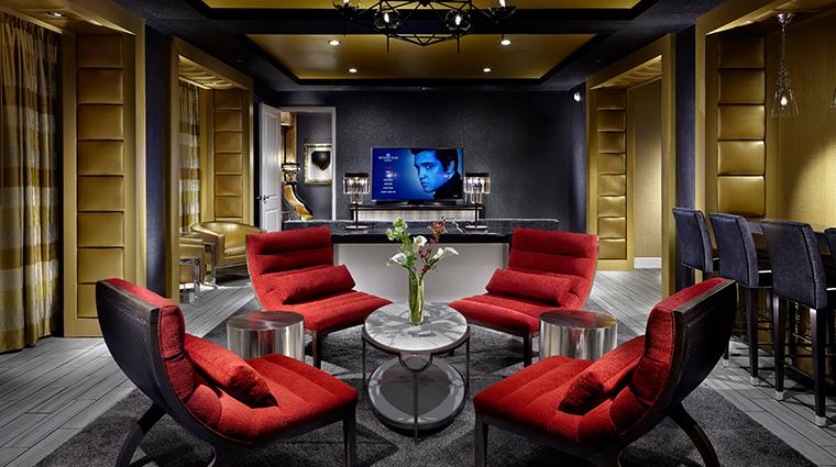 the guest house at graceland elvis suite parlor