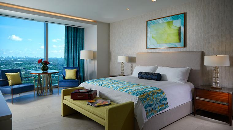 the guitar hotel grand suite bedroom