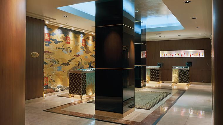 the heathman hotel lobby