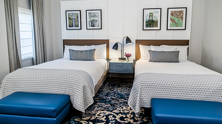the heathman hotel renovated double