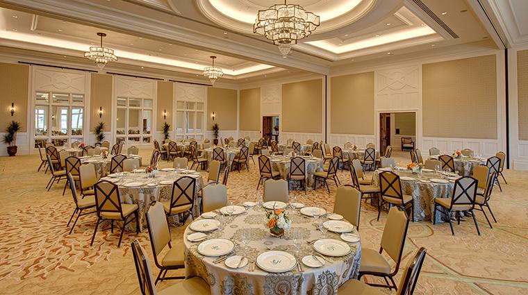 the henderson ballroom
