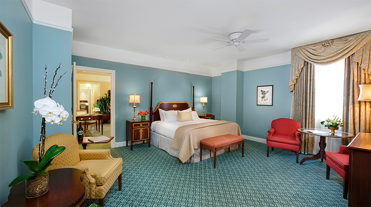 the hermitage hotel executive suite