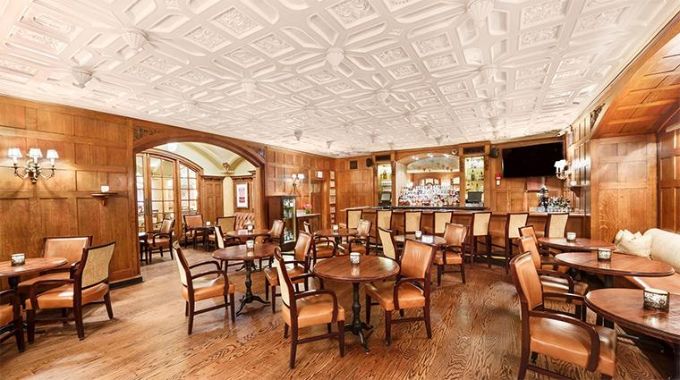 the hermitage hotel oak bar
