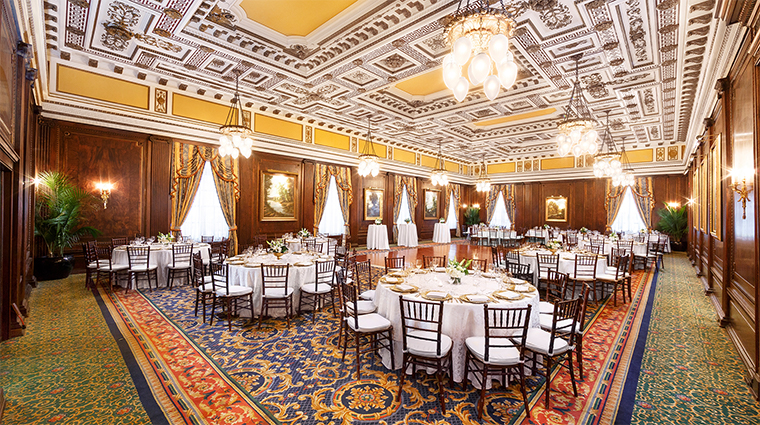 the hermitage hotel the grand ballroom