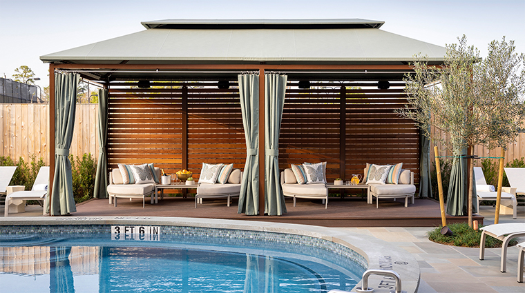 the houstonian hotel club and spa trellis spa outdoor cabanas10