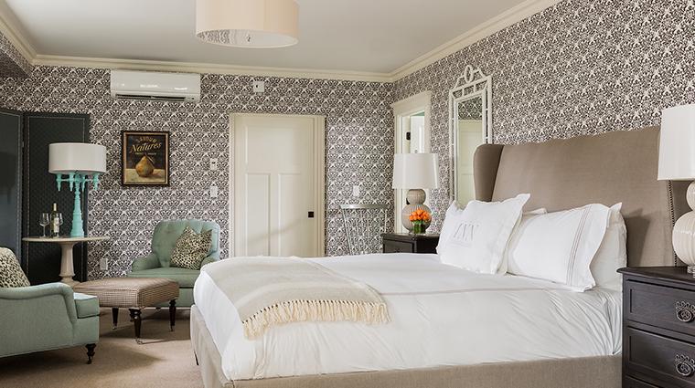 Property InnatHastingsPark Hotel GuestroomSuite KingSuiteIsaacMullikenHouse TheInnatHastingsPark
