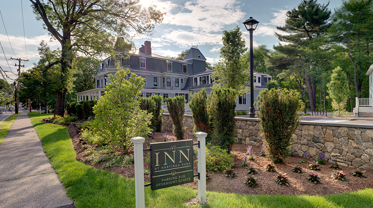 the inn at hastings park spring