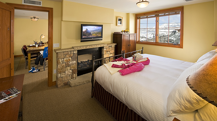 the inn at lost creek two bedroom condo
