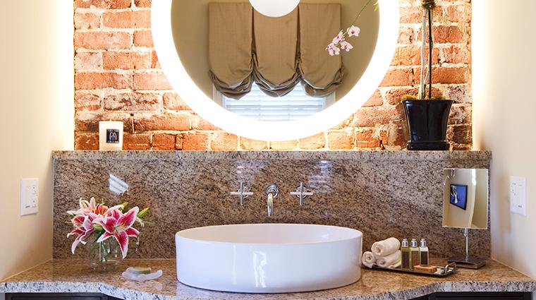 the inn at willow grove bath vanity
