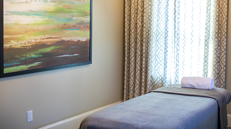 the inn at willow grove treatment room