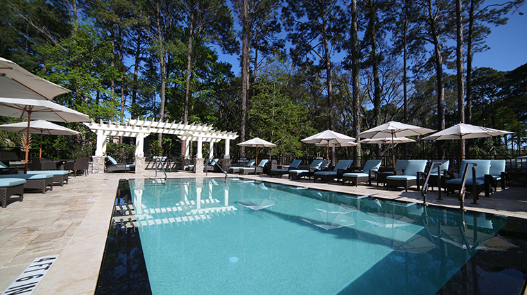 the inn club at harbour town pool
