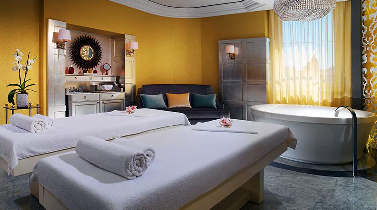 the iridium spa suites