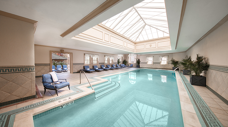 the jefferson hotel new indoor pool