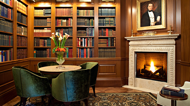 the jefferson washington dc book room