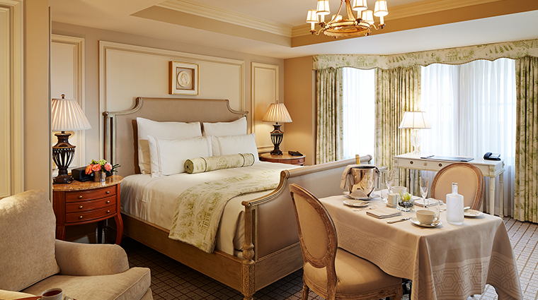 the jefferson washington dc king guestroom