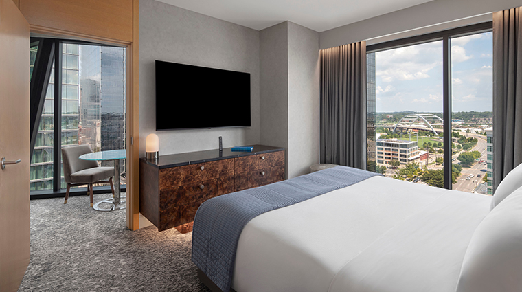 the joseph a luxury collection hotel rooms courner suite