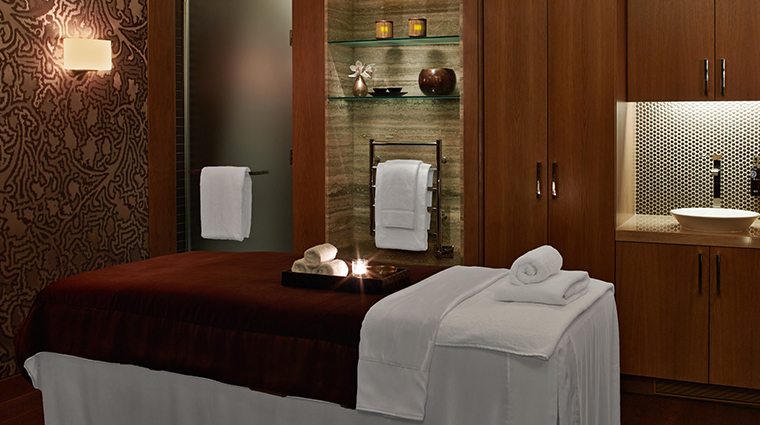 the joule ESPA treatment room