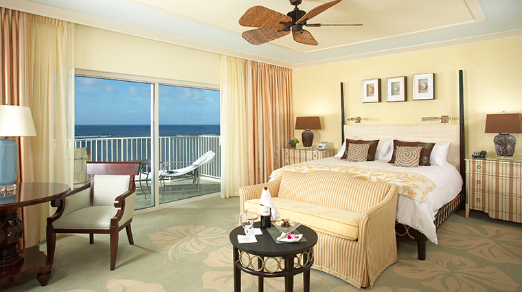 the kahala hotel and resort ocean front room