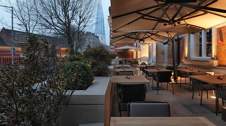 the lalit london terrace